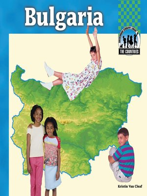 cover image of Bulgaria