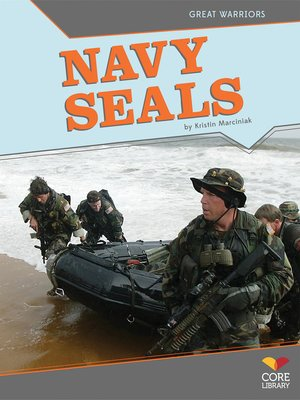 cover image of Navy SEALs