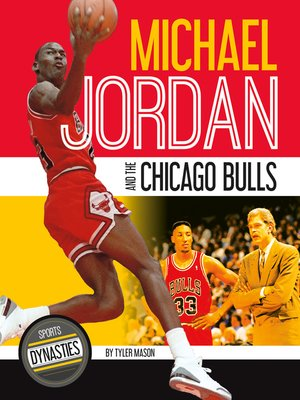 cover image of Michael Jordan and the Chicago Bulls
