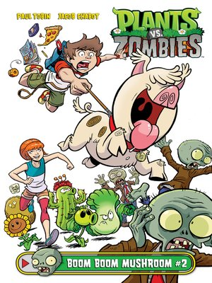 cover image of Plants vs. Zombies (2015), Issue 11