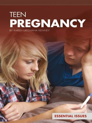cover image of Teen Pregnancy
