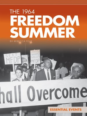 cover image of 1964 Freedom Summer