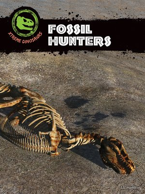 cover image of Fossil Hunters