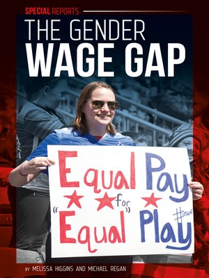cover image of The Gender Wage Gap
