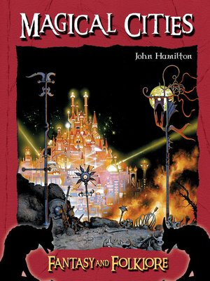 cover image of Magical Cities