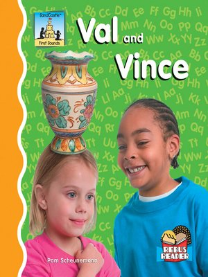 cover image of Val and Vince