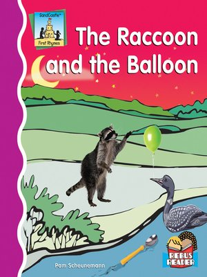 cover image of Raccoon and the Balloon