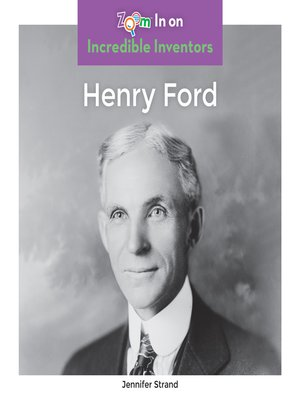 cover image of Henry Ford