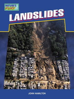cover image of Landslides