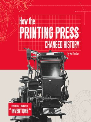 cover image of How the Printing Press Changed History