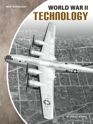 cover image of World War II Technology