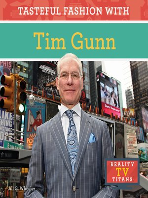 cover image of Tasteful Fashion with Tim Gunn