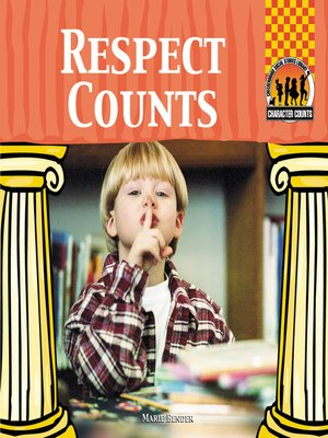 cover image of Respect Counts