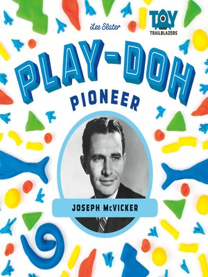 cover image of Play-Doh Pioneer