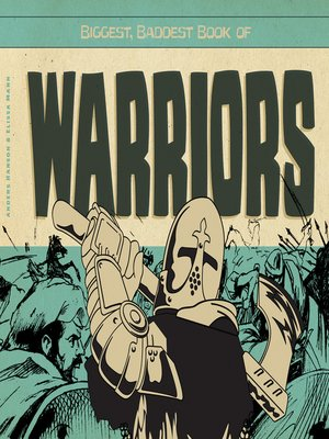 cover image of Biggest, Baddest Book of Warriors