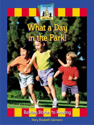 cover image of What a Day in the Park!
