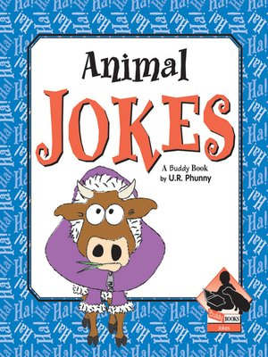 cover image of Animal Jokes