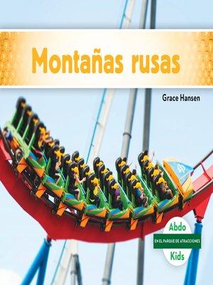 cover image of Montañas rusas (Roller Coasters)