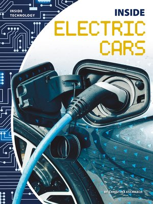 cover image of Inside Electric Cars