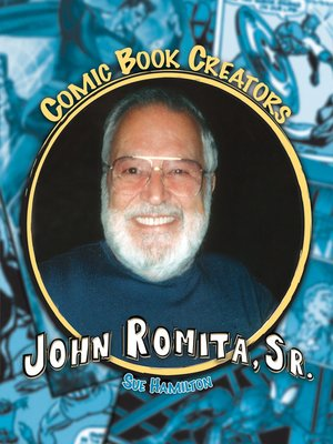 cover image of John Romita, Sr.