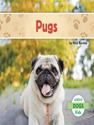 cover image of Pugs