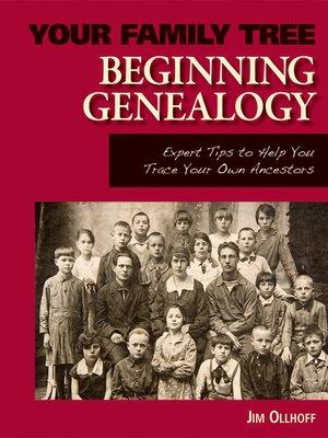 cover image of Beginning Genealogy