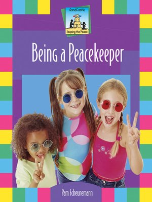 cover image of Being a Peacekeeper