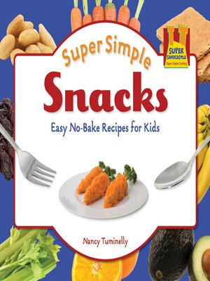 cover image of Super Simple Snacks