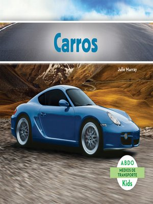 cover image of Carros