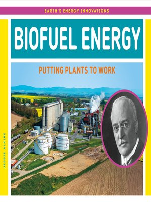 cover image of Biofuel Energy: Putting Plants to Work