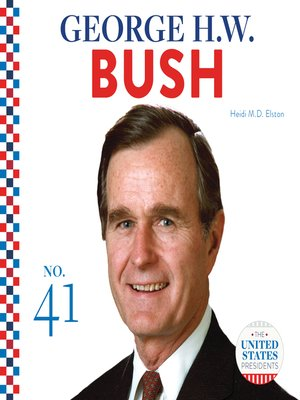 cover image of George H.W. Bush