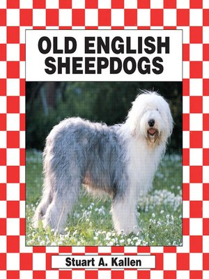 cover image of English Sheepdogs