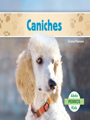 cover image of Caniches (Poodles )