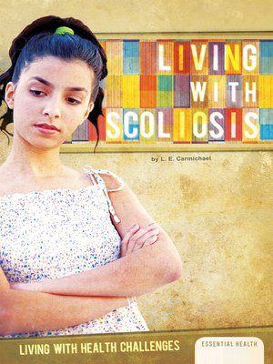 cover image of Living with Scoliosis