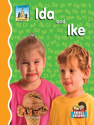 cover image of Ida and Ike