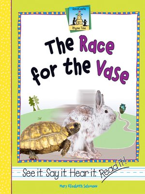 cover image of Race for the Vase