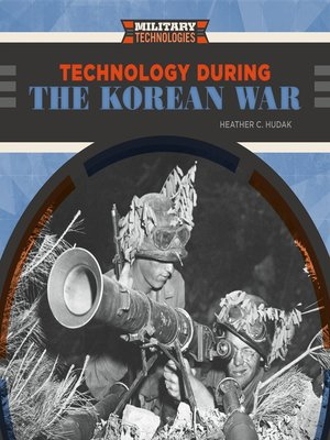 cover image of Technology During the Korean War