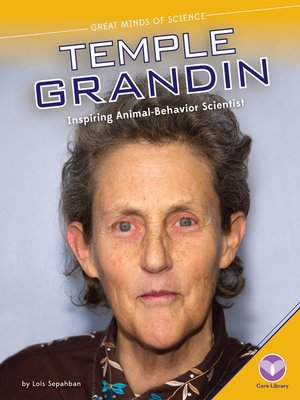 cover image of Temple Grandin