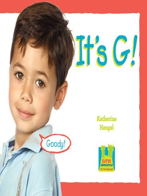 cover image of It's G!