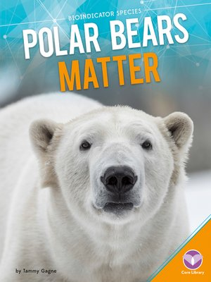 cover image of Polar Bears Matter