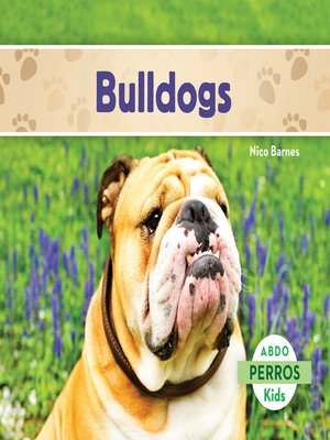 cover image of Los bulldogs