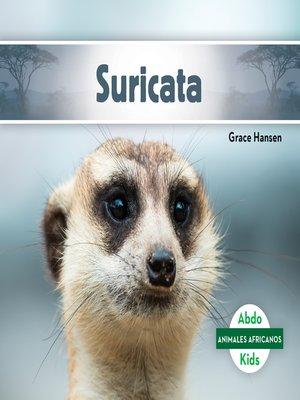 cover image of Suricata (Meerkat)