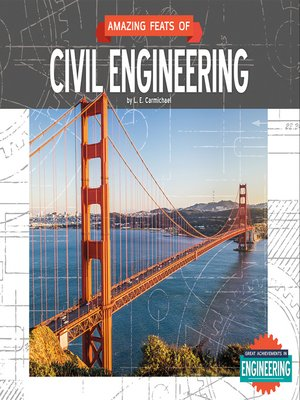 cover image of Amazing Feats of Civil Engineering