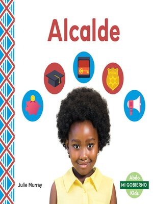 cover image of Alcalde (Mayor)