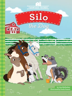 cover image of Silo the Dog