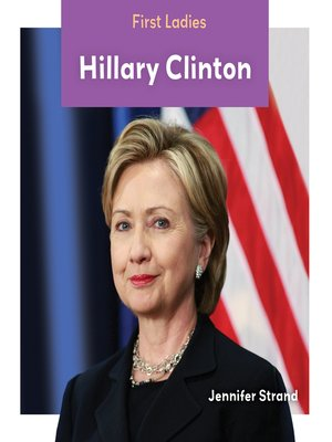 cover image of Hillary Clinton