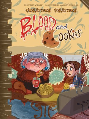 cover image of Blood and Cookies