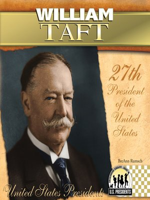 cover image of William Taft