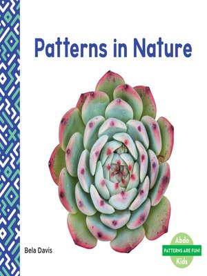 cover image of Patterns in Nature