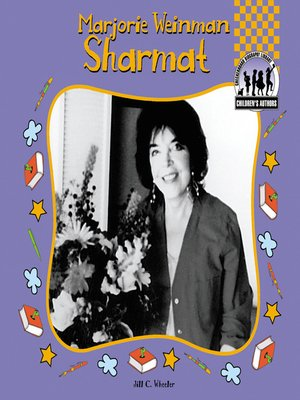 cover image of Marjorie Weinman Sharmat